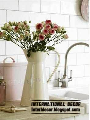 artificial plants for kitchen, stylish flowers