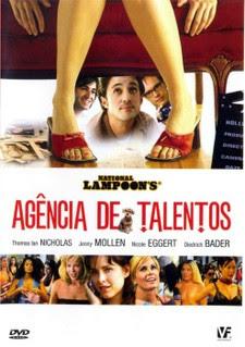 Agencia de Talentos - Dual - DVDrip