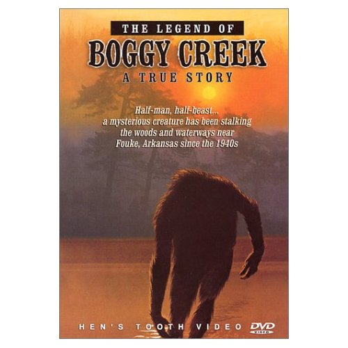 The Legend of Boggy Creek The Legend Is True Boggy Creek