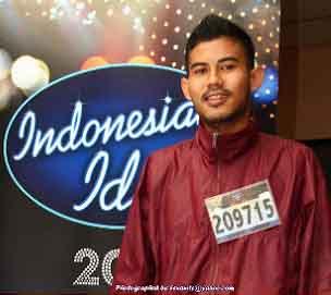 Dukung DION di Indonesian Idol 2012