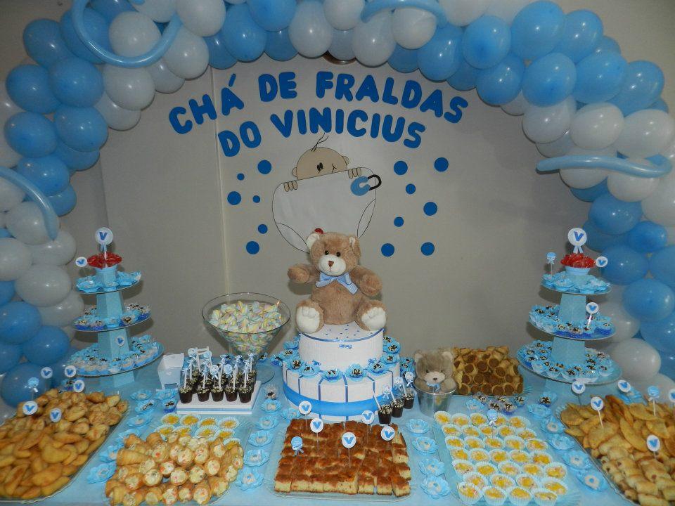 Favoritos ideiassurgem: Chá de fraldas do Vinicius AB52