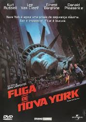 Filme Fuga De Nova York Dublado AVI DVDRip