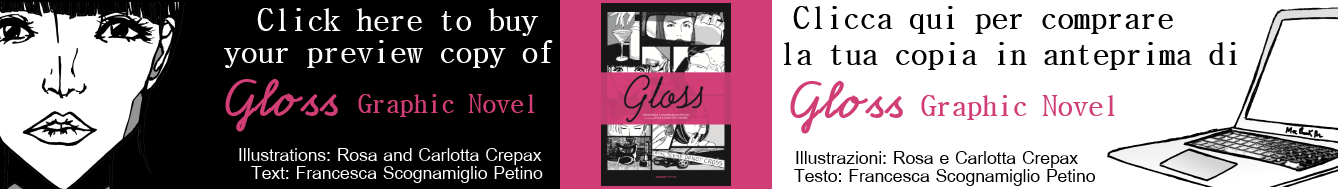 Gloss Graphic Novel