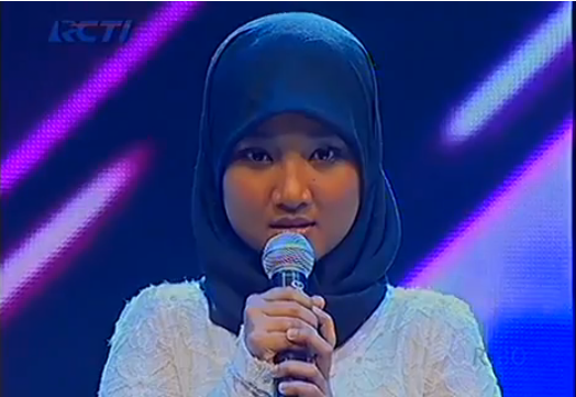 Video Fatin X Factor Indonesia Lagu Pumped Up Kicks - Fatin Shidqia