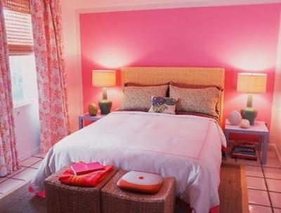 Cmo Decorar una Habitacin de color Rosa Decorar tu Habitacin