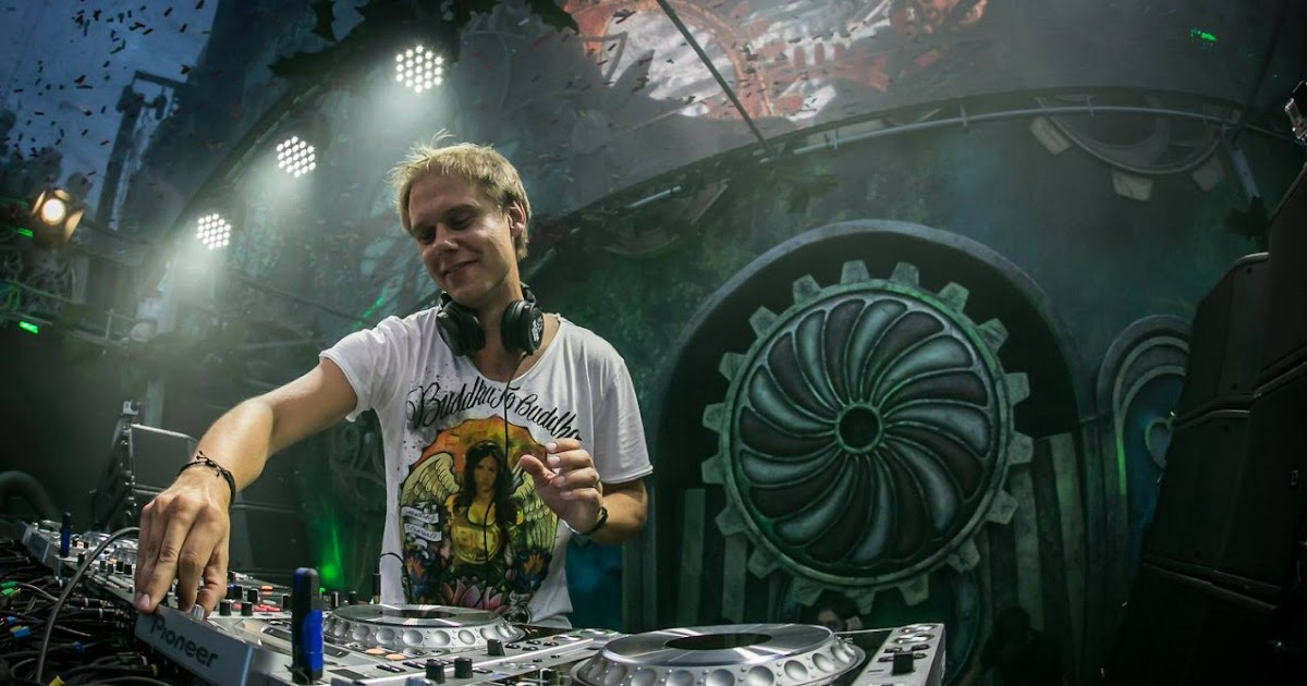 BIodata Si DJ Armin Van Buuren Indo Beningter