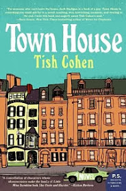TMTM Book Club is Reading: TOWN HOUSE by Tish Cohen Join Our On-Air Discussion Jan. 11, 2014