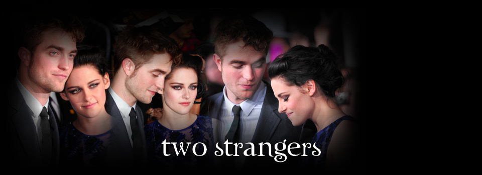 Two Strangers [rs fanfiction] by Abellana