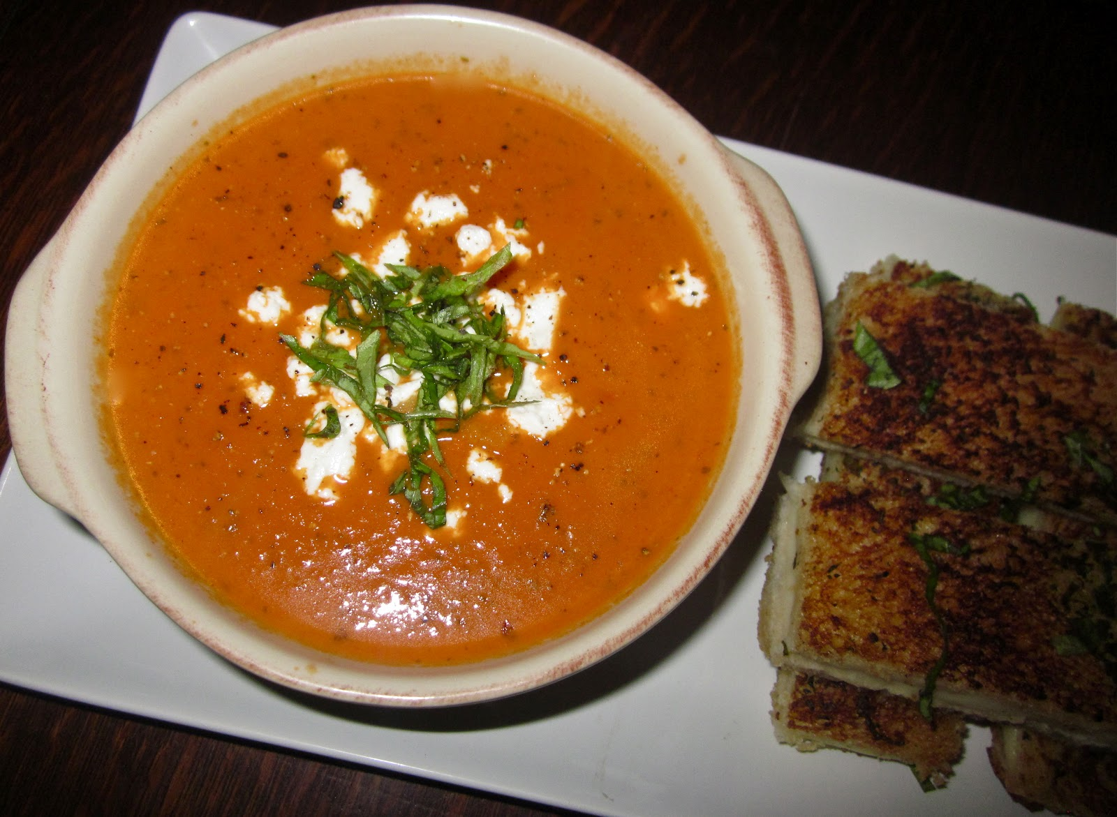 soup classic grilled cheese cream cream of tomato soup tomato soup and ...