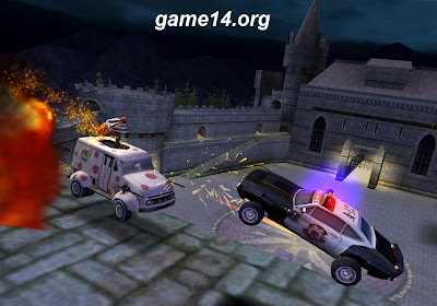 game twisted metal 2