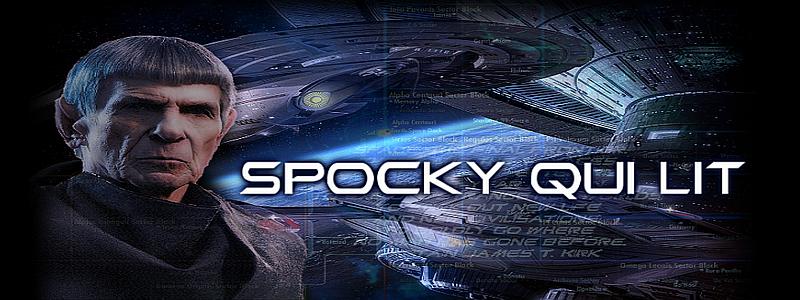 Spocky qui lit