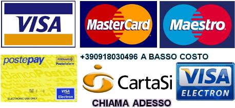 PER CHI CHIAMA DALL'ESTERO +390918030496