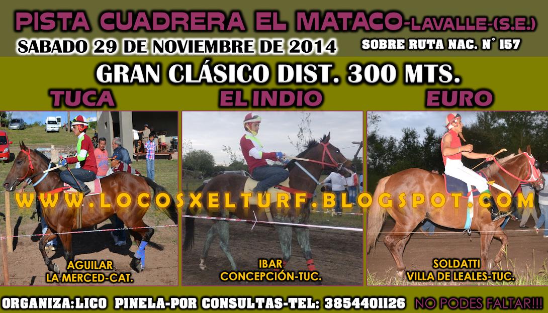29-11-14-CLAS-HIP.EL MATACO