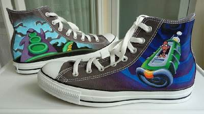 Converse All Star Day of the Tentacle