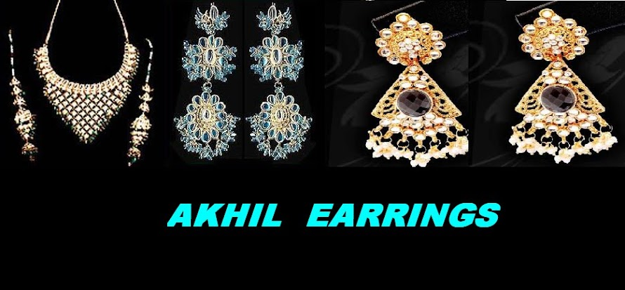 Akhil Earrings