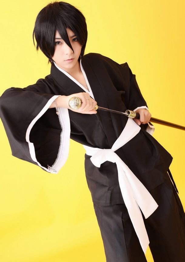 Anime Kimono Cosplay
