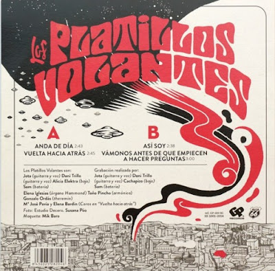 LOS PLATILLOS VOLANTES - Los Platillos Volantes + Invisión  2