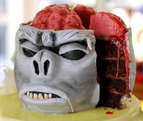Una buena torta inspirada en Indiana Jones