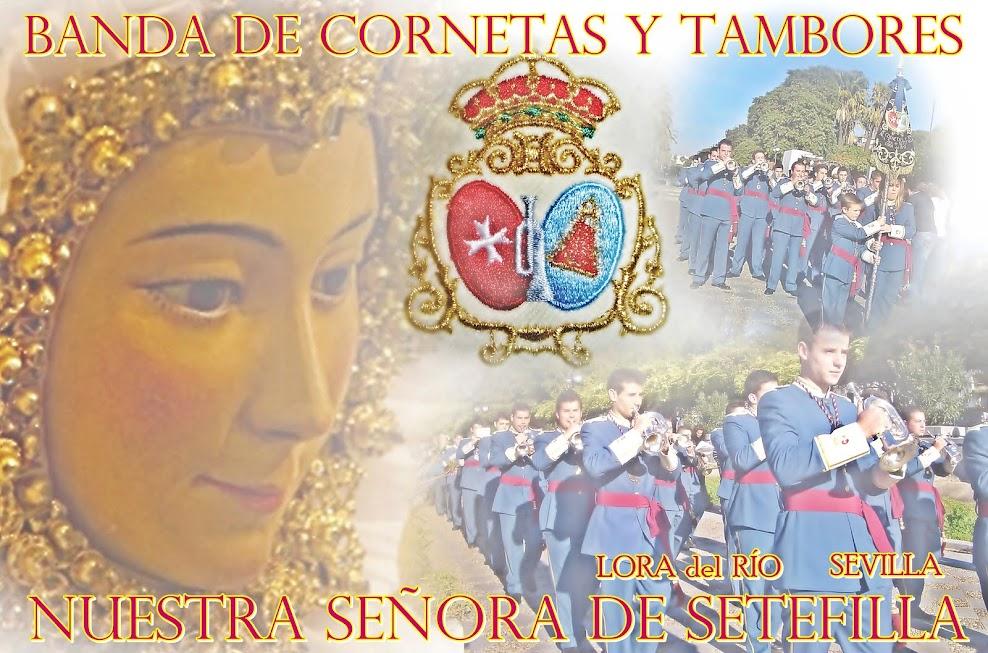 BANDA DE CC Y TT NUESTRA SEÑORA DE SETEFILLA