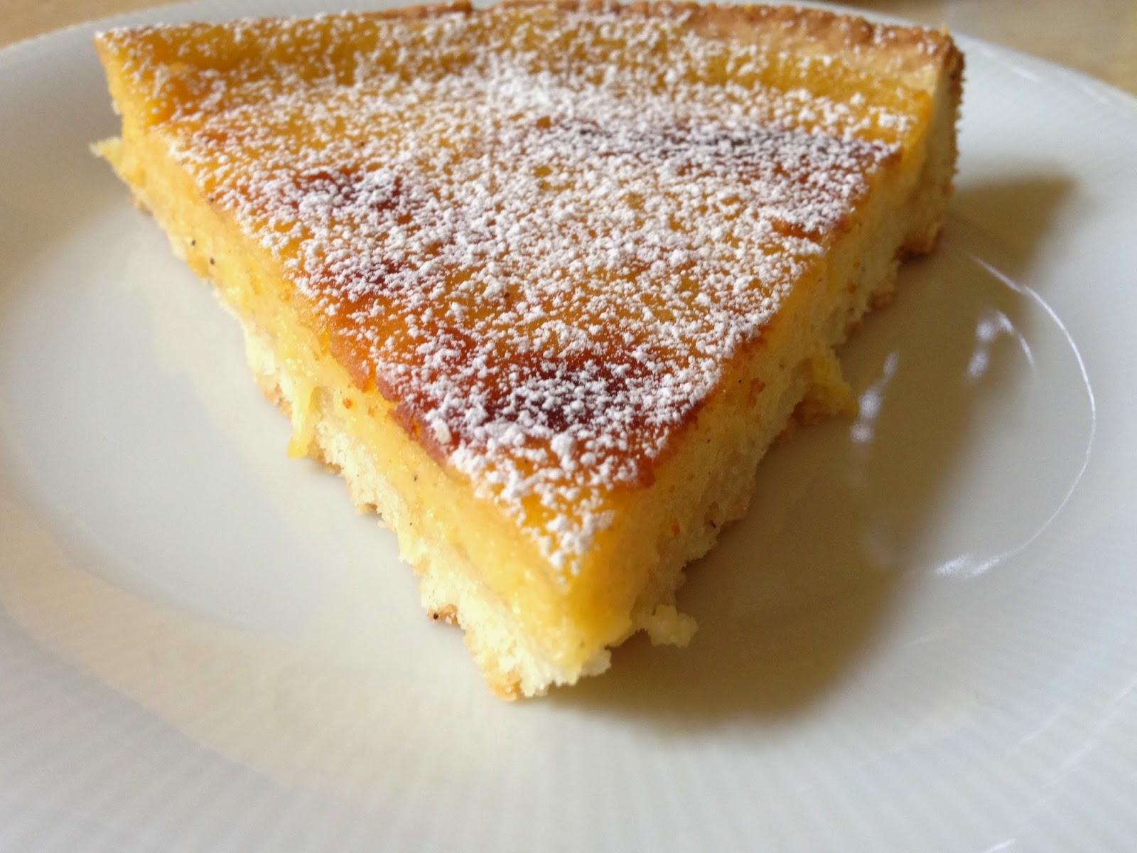 Ricetta torta della nonna di luca montersino