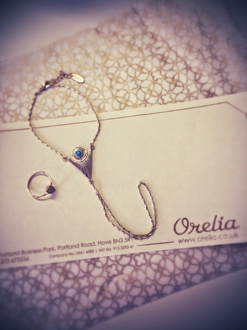 Hand Harness Orelia Jewellery