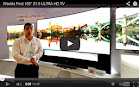 LG 105'' Curved 5K Ultra HD TV