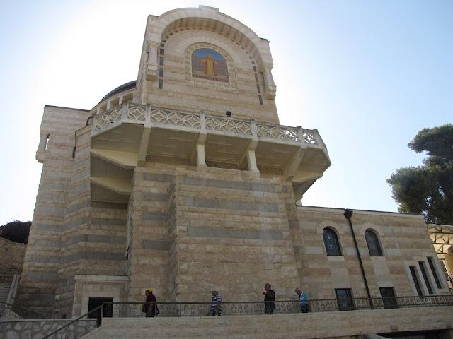 Israel, Jerusalén - San Pedro en Gallicantu
