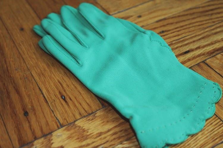 1960's Gloves