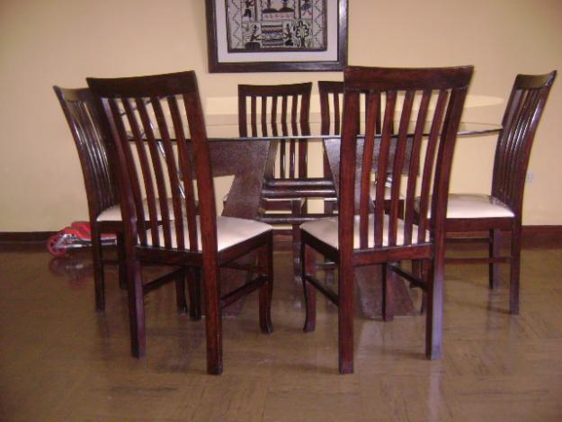 Acabados matiz muebles de comedor for Muebles corman