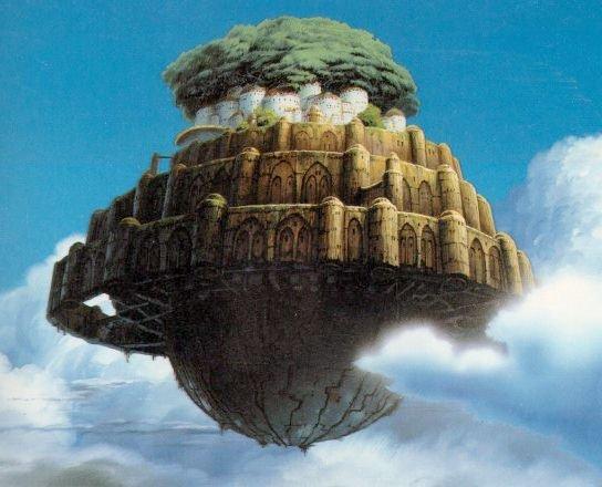 Ile Volante une véritable île volante ! | {niko[pik]}