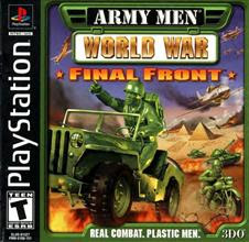 Army Men World War Final Front – PS1