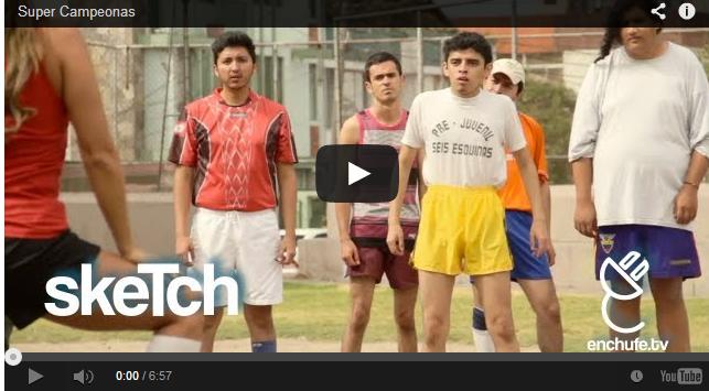 Futbol divertido supercampeonas