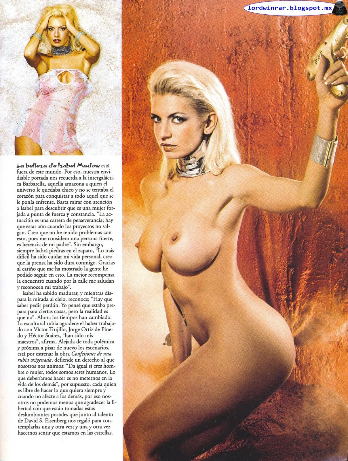 Isabel Madow Nude Pics Simple isabel madow - playboy mexico 2005 mayo (18 fotos hq) | blog de