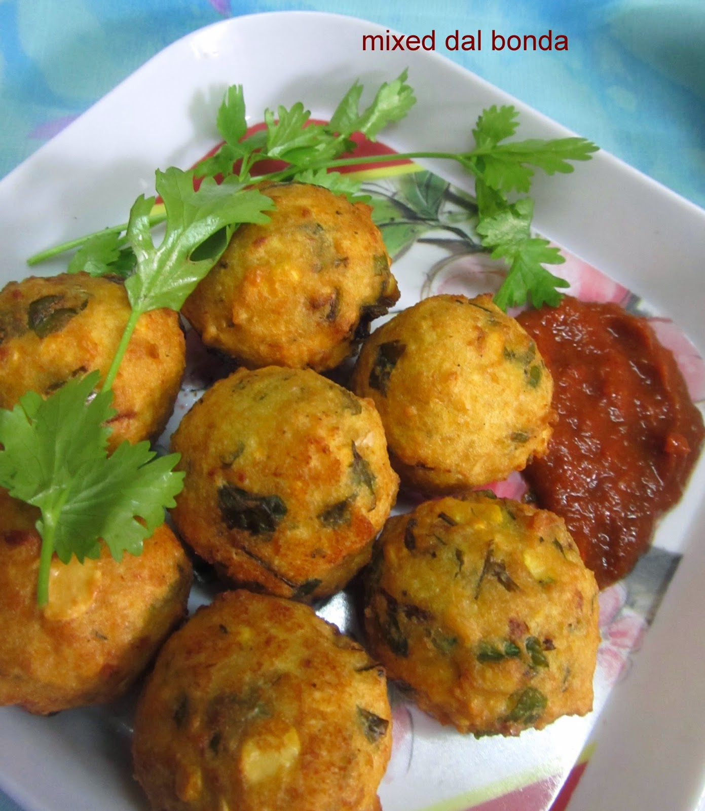 mixed dal bonda