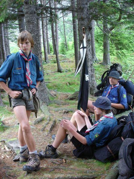 german boys in shorts