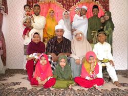 Gambar Hari Raya Aidilfitri 2011 Keluarga ZAKI & SLAMAH