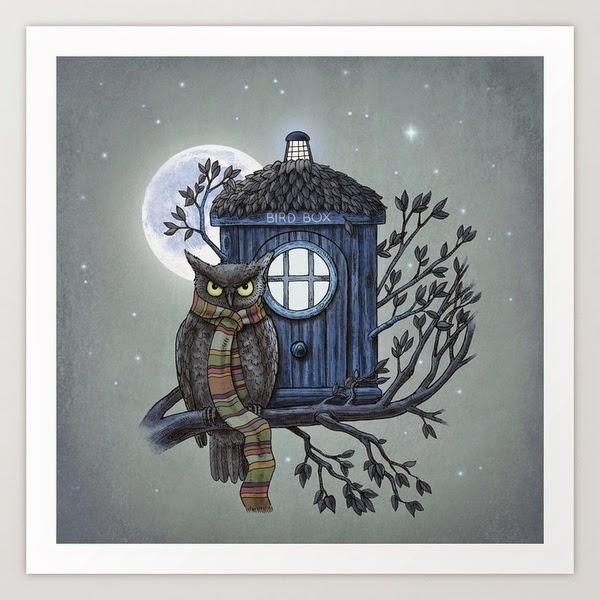 Doctor Whooooo