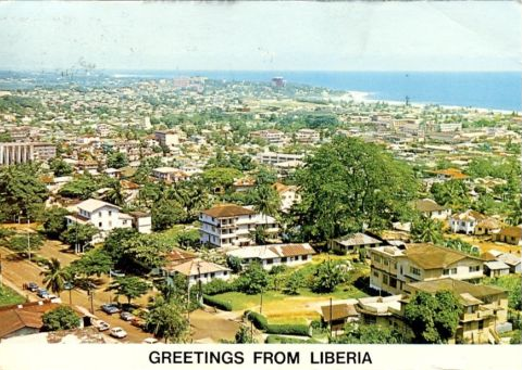 Liberia Photo of The Month