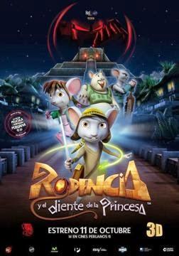 descargar Rodencia y el Diente de la Princesa en Español Latino