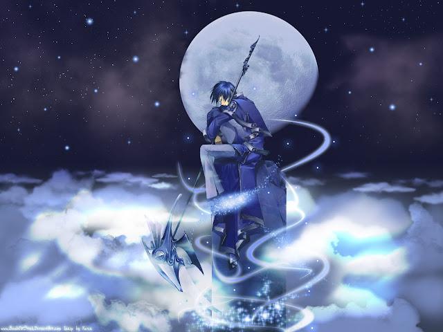 Dark Anime Wallpaper
