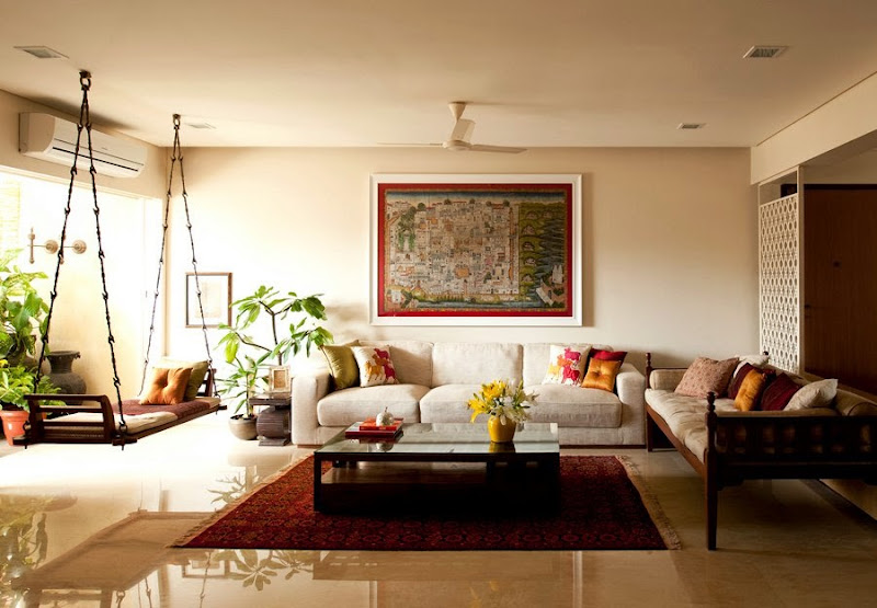 Indian Interior Design Living Room