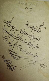 Afyoncu, Sahte Mesih, Yakalama Emri, Sabatay Sevi