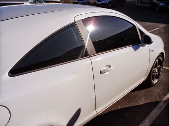 New Car Window Tint Regulations