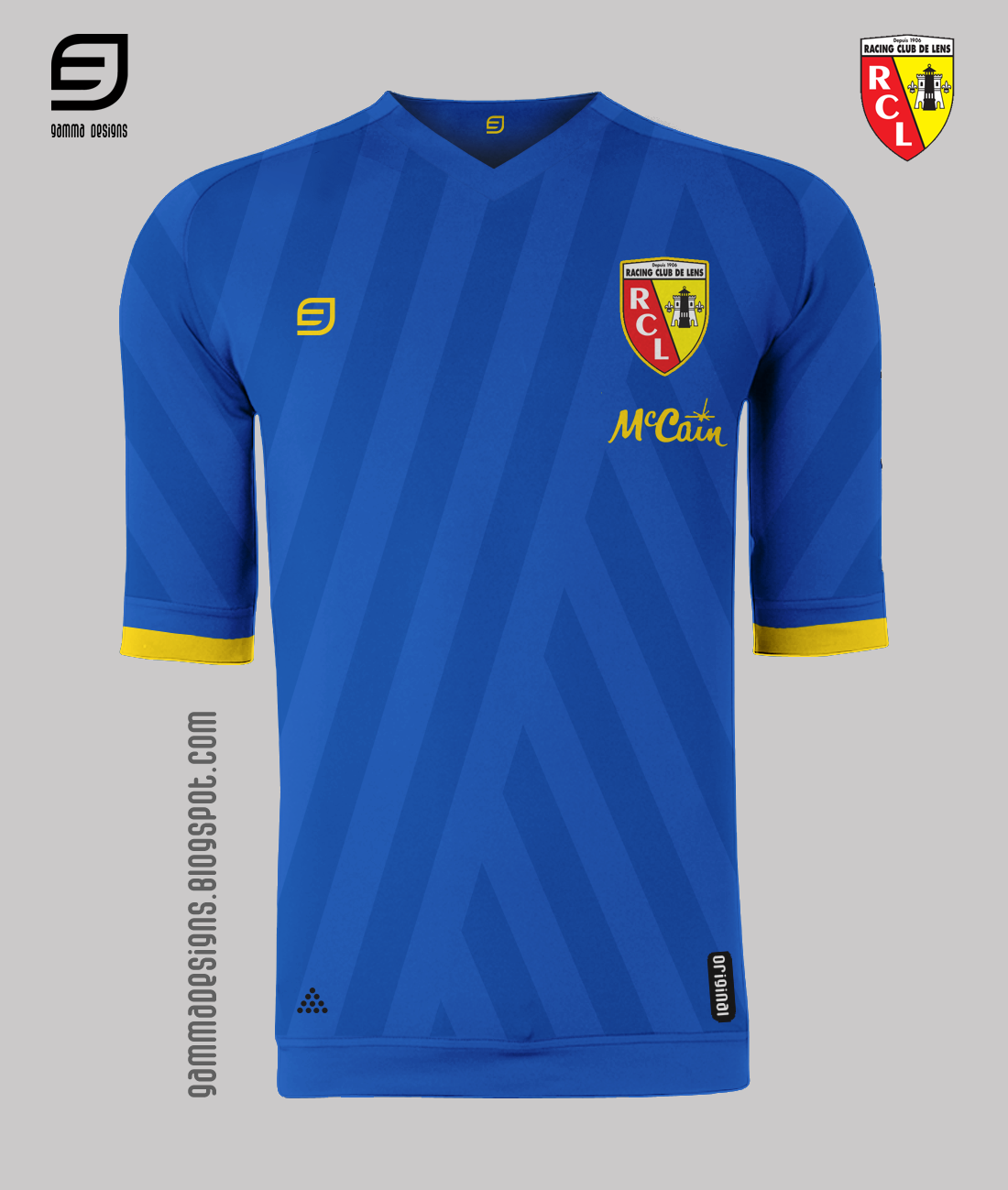 Gamma Designs Small Tribute To Ligue 2 Rc Lens