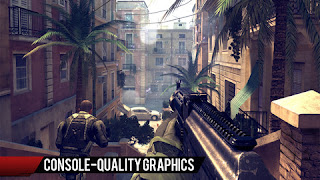 Modern Combat 4: Zero Hour v1.0.1 for iPhone/iPad