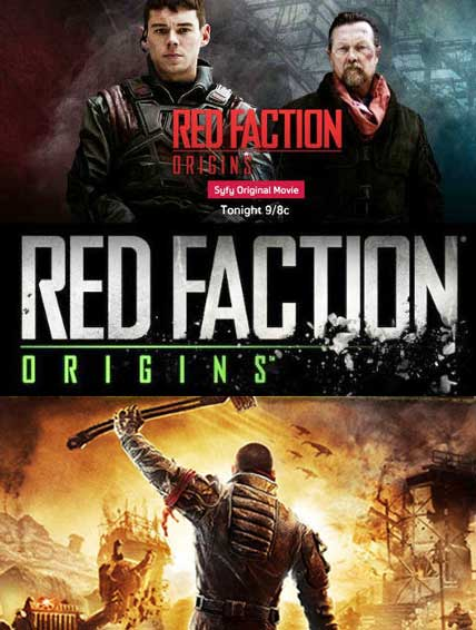 Ver Red Faction Origins (2011) Online