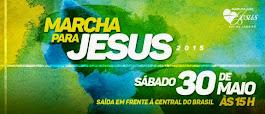 VEM AÍ MARCHA PARA JESUS NO RIO DE JANEIRO
