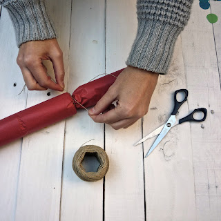 DIY Christmas crackers, DIY xmas crackers