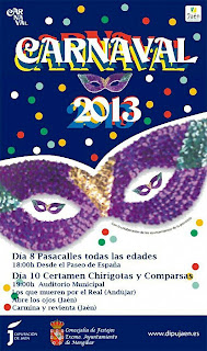 Carnaval de Mengibar 2013