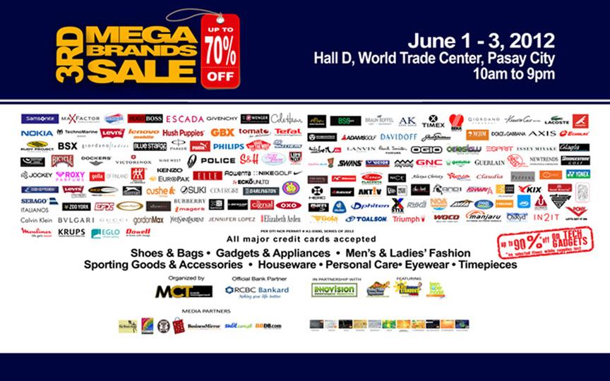 gelleesh the 3rd megabrands sale is coming
